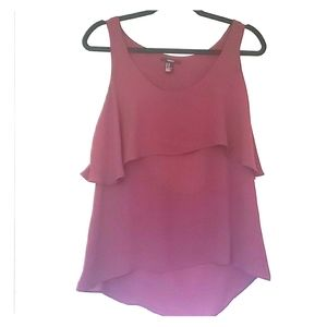 Sleeveless Blouse | Opening at the back